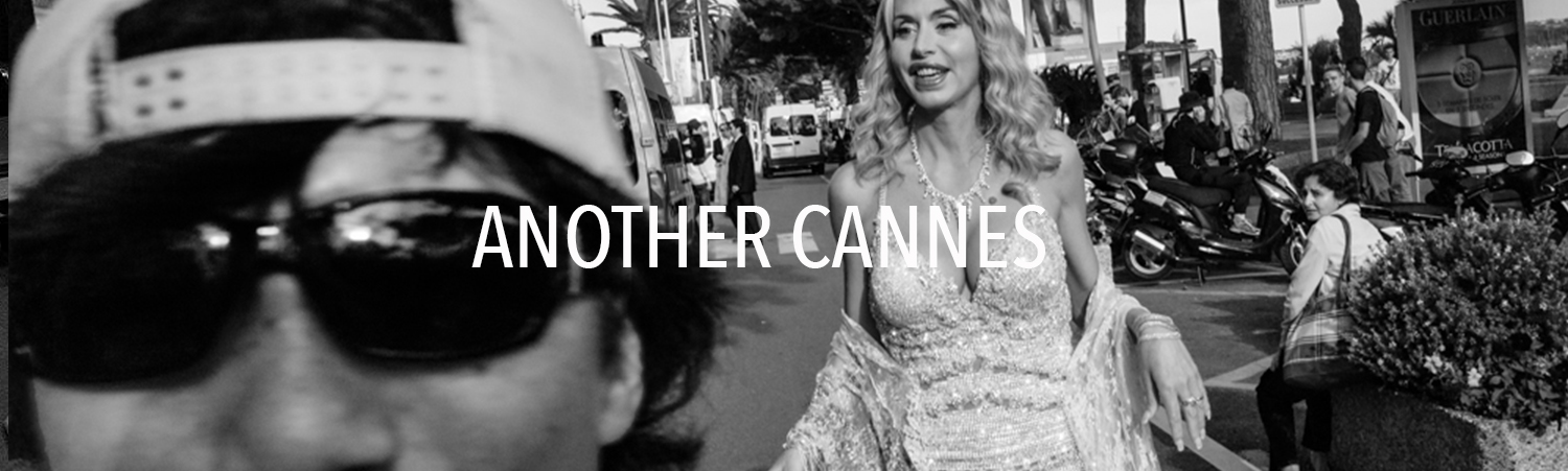 alison McCauley in frame cannes another festival dalam france film