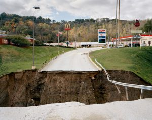 inframe in frame documentary photography usa america interstate joshua dudley greer road trip interview new topographic