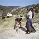 in frame israel valentine vermeil tradition gathering religious living together documentary photography middle east