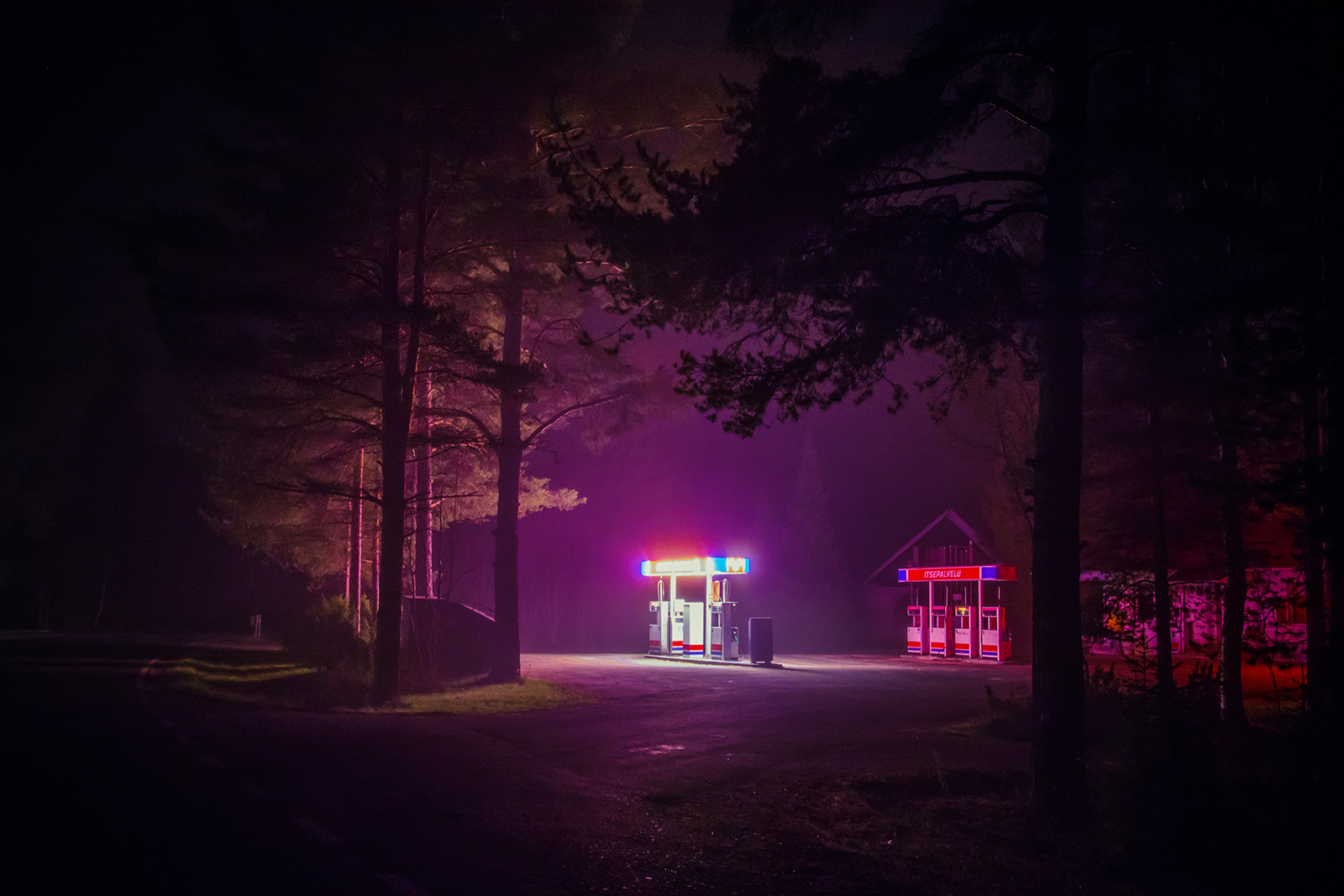 Some Kind of Heavenly Fire in frame inframe documentary photography finland maria lax contemporary setenta books publisher open doors gallery kalel koven uk ufo project cinematographic mood light storytelling